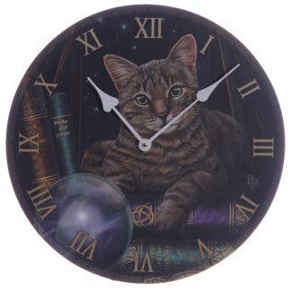 Katten Klokken