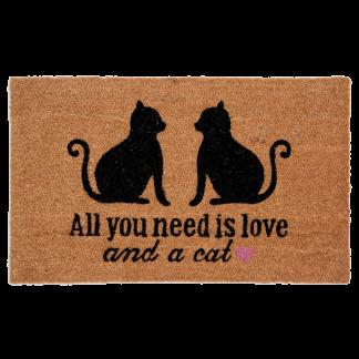 Katten Deurmatten