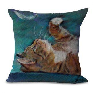 Katten Woontextiel