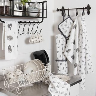 Katten Keuken & Tafel Textiel